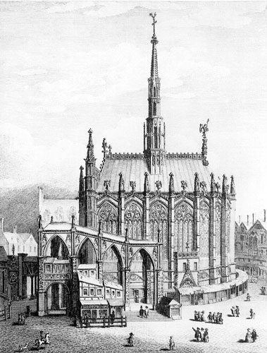 Η Sainte-Chapelle