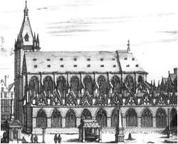 H εκκλησία του Saint-Séverin